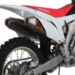 Akrapovic Racing Line Full Exhaust for CRF450R 13-14