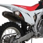 Akrapovic Evolution Line Full Exhaust for CRF450R 13-14