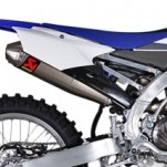 Akrapovic Evolution Line w/ Standard Muffler for YZ450F 14