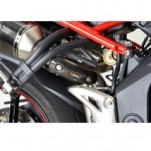 Akrapovic Carbon Heat Shield for Speed Triple 11-14