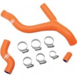 Moose Racing Radiator Hose/Clamp Kits (Thermostat Bypass) for 350 XCF-W 12