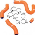 Moose Racing Radiator Hose/Clamp Kits (Thermostat Bypass) for 450 XC-W 12