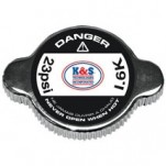 K & S High-Pressure Racing Radiator Cap