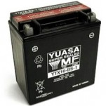 Yuasa AGM (Maintenance-Free) Battery for VL1500 Intruder 98-09
