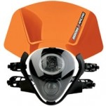 Moose Racing Species Headlight Orange