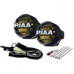 "PIAA LP530 3.5"" LED Ion Yellow Driving Light Kit"