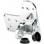 Biltwell Solution License Plate and Taillight Bracket Horizontal Mount