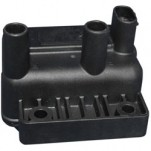 Drag Specialties Ignition Coil for FLHR EFI 99-01