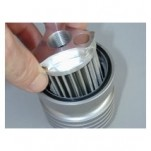 Scotts Stainless Steel Oil Filter for 1190 Adventure R 14