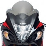 Zero Gravity Double Bubble Windscreen for GSX1300R Hayabusa 08-16