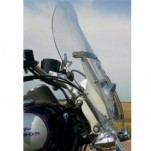"Klock Werkes Flare 14.75""Tall x 25""Wide Billboard Windshield for DYNA 91-05"