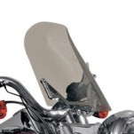 "Windvest 14"" W * 14"" H Windshield for FLSTF 07-14"
