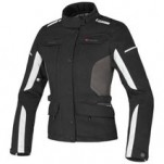 Dainese Zima Lady Gore Tex Jacket Black/Dawn-Blue
