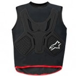 Alpinestars MX Tactic BNS Vest Black