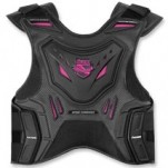 Icon Women's Stryker Vest Black