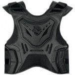Icon Men's Stryker Vest Black