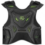 Icon Men's Field Armor Stryker Vest Black/Green