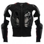 Alpinestars Bionic Tech Jacket Black/Red