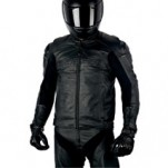 Alpinestars Men's Hades Leather Jacket Black (Closeout)