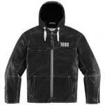 Icon 1000 The Hood Jacket Black