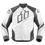 Icon Hypersport Prime Jacket White