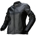 Z1R Women's Leather 357 Jacket Black
