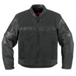 Icon Men's 1000 Outsider Jacket Black (Closeout)