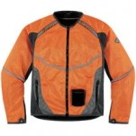 Icon Men's Anthem Mesh Jacket Military-Spec-Orange