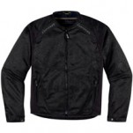 Icon Men's Anthem Mesh Jacket Black