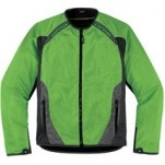 Icon Men's Anthem Mesh Jacket Green