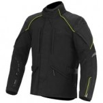 Alpinestars New Land Gore-Tex Jacket Black/Yellow-Fluo