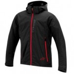Alpinestars Scion 2L Waterproof Jacket Black/Mandarin-Red