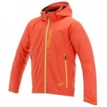Alpinestars Scion 2L Waterproof Jacket Vermillion-Orange (Closeout)
