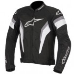 Alpinestars T-GP Pro Air Jacket Black-Anthracite/White