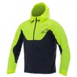 Alpinestars Tornado Air Jacket Phantom/Yellow-Fluo (Closeout)