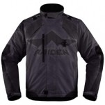 Icon Men's Raiden DKR Jacket Black (Closeout)