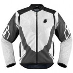 Icon Men's Anthem 2 Jacket White
