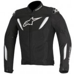 Alpinestars T-GP R Airflow Jacket Black/White