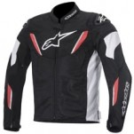 Alpinestars T-GP R Airflow Jacket Black/White/Red