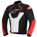Alpinestars Men's T-Jaws Air Jacket Black/White/Red