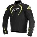 Alpinestars Men's T-Jaws Air Jacket Black/White/Yellow