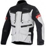 Alpinestars Valparaiso 2 Drystar Jacket Light-Gray/Black