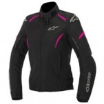 Alpinestars Women's Stella Gunner Waterproof Jacket Black/Pink