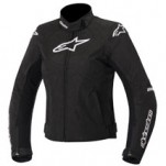 Alpinestars Women's Stella T-Jaws Waterproof Jacket Black/White (Closeout)