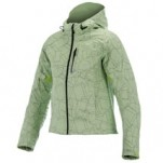 Alpinestars Women's Stella Spark Softshell Jacket Green/Black (Closeout)