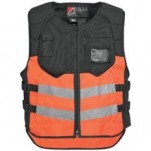 Alpinestars Men's Stealth Vest Orange (Closeout)