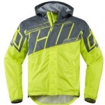 Icon PDX 2 Waterproof Jacket Hi-Viz-Yellow