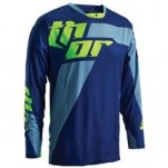Thor Core Merge Jersey Navy/Lime