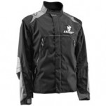 Thor Range Jacket Black