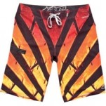 Alpinestars Men's Expo Boardshorts Red
